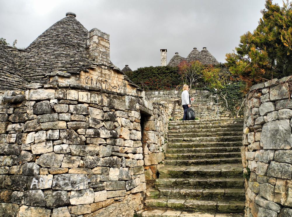Alberobello Puglia Italy Trullo