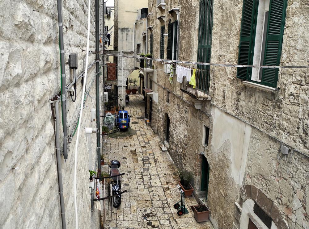 Bari Puglia Italy Old Town