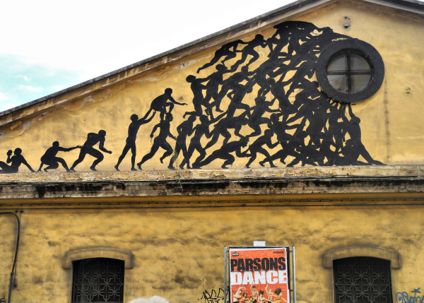 Bari Puglia Italy Street Art