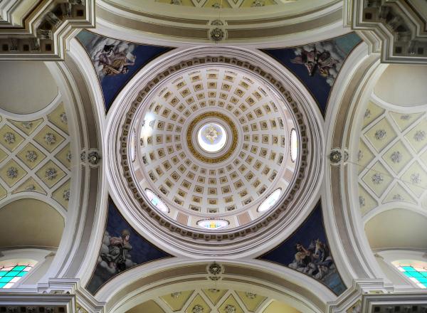 Locorotondo Puglia Italy Church