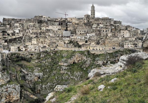 Matera Basilicata Southern Italy