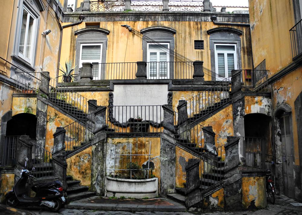 Naples Palace Italy
