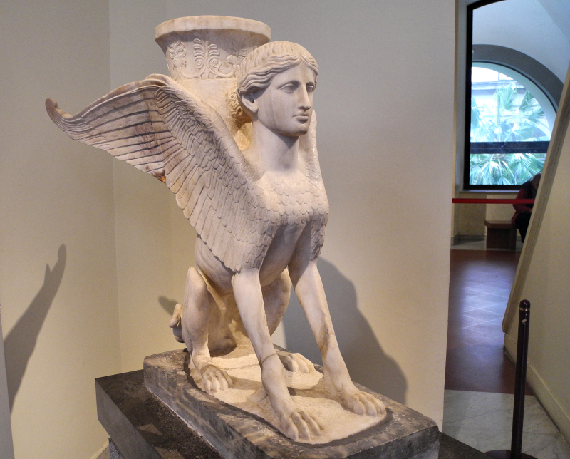 Naples Archaeology Museum Italy