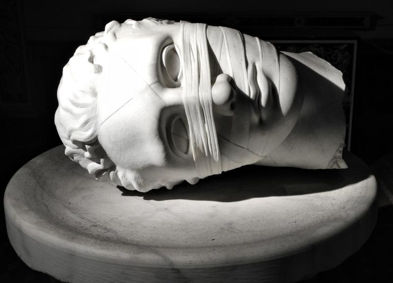 John the Baptist Rome Italy