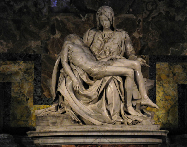 St Peters Vatican City Rome Italy Pieta