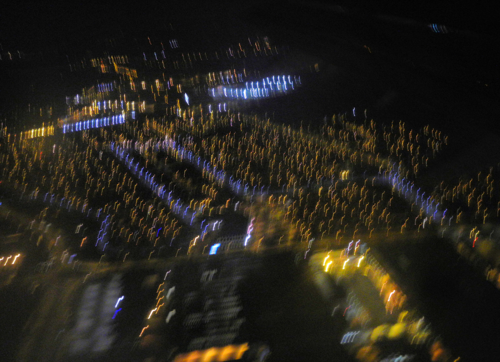 Birmingham UK Night