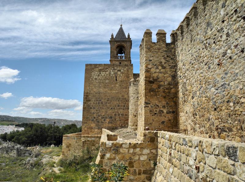 Antiquera Alcazar Andalucia Spain