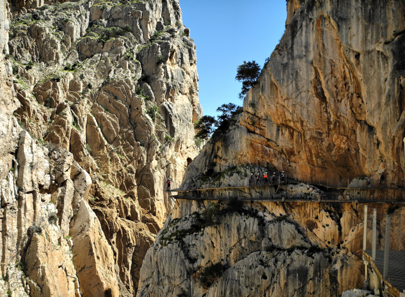 El Caminito del Rey Andalusia Spain