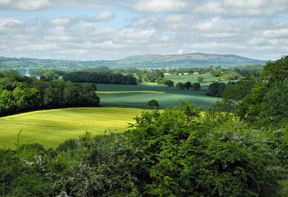 Caynham Ludlow Shropshire UK