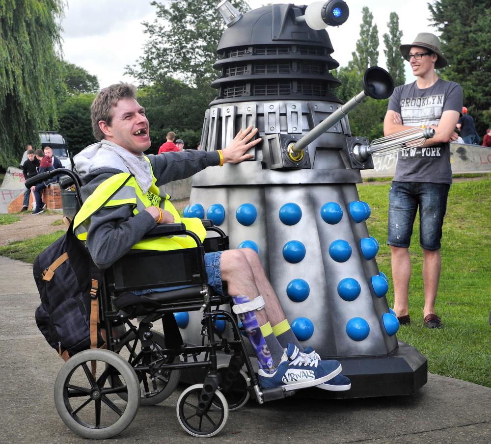 Dalek Keynsham UK
