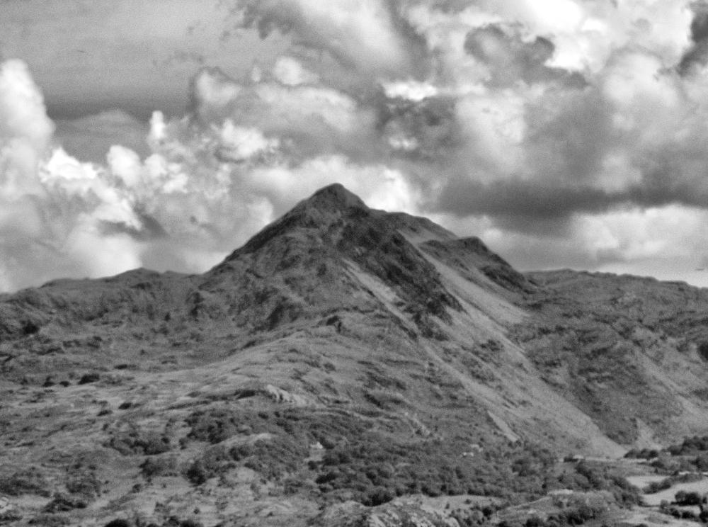 Cnicht Snowdonia Wales