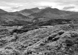 Cnicht Snowdonia Wales Snowdon