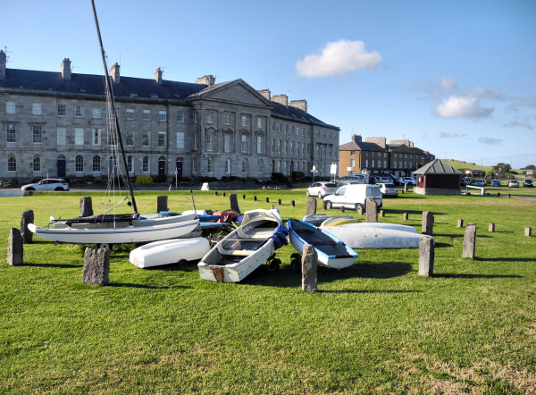 Beaumaris Anglesey Wales