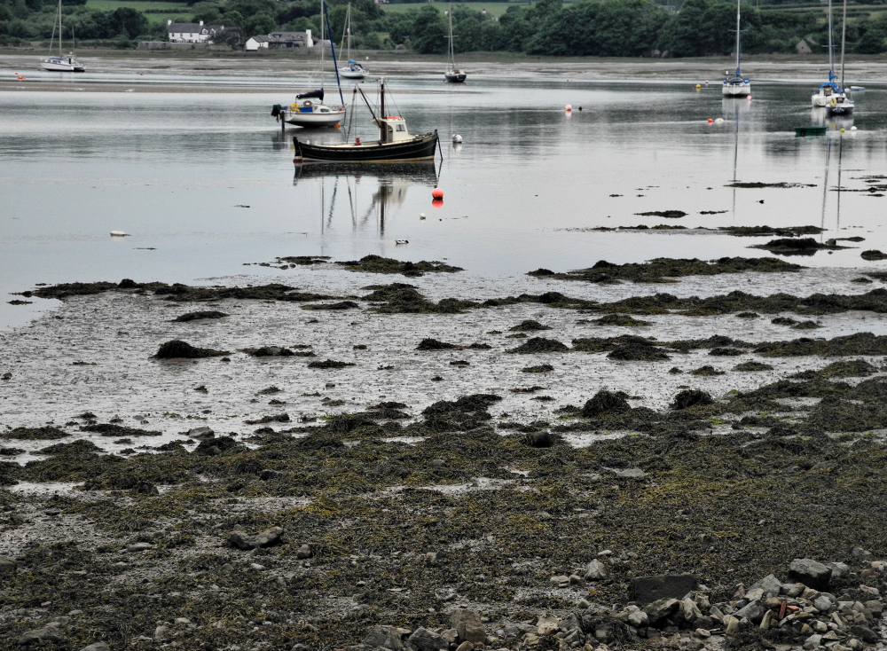 Red Wharf Bay Anglesey Wales