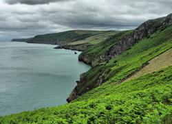 Llangranog Wales UK