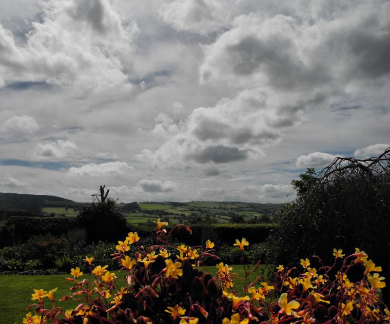 Bury Ditches Shropshire UK