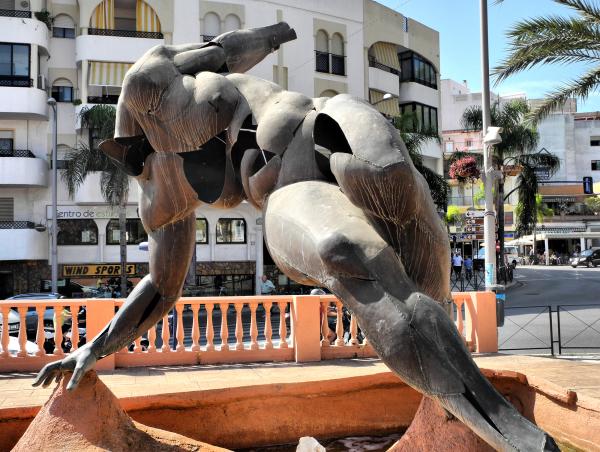 Almunecar Sculpture Spain