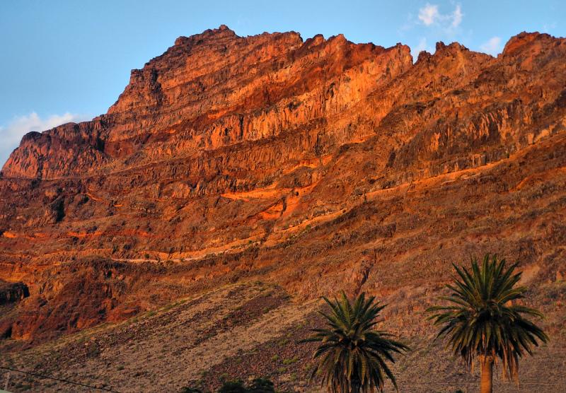 La Gomera Canaries Spain VGR