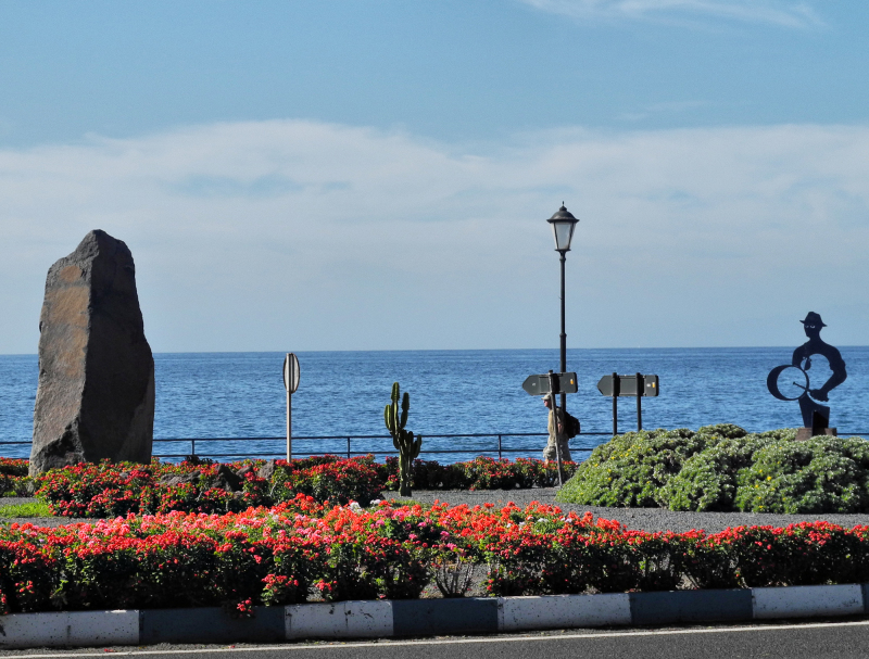 La Gomera Canaries Spain Sculpture