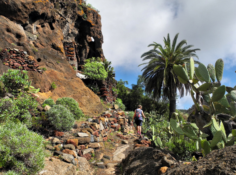 La Gomera Canaries Spain Jerdune