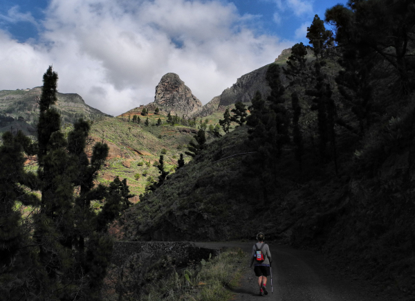La Gomera Canaries Spain Benchijigua