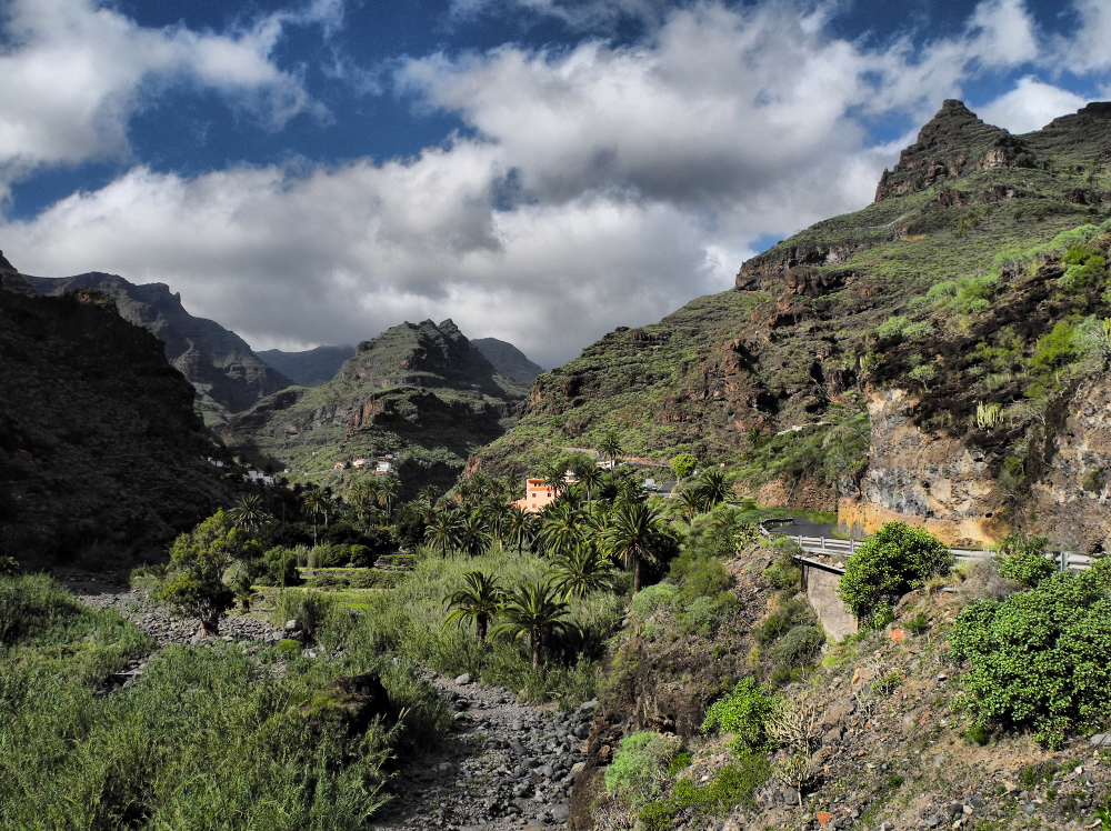 La Gomera Canaries Spain Benchijigua