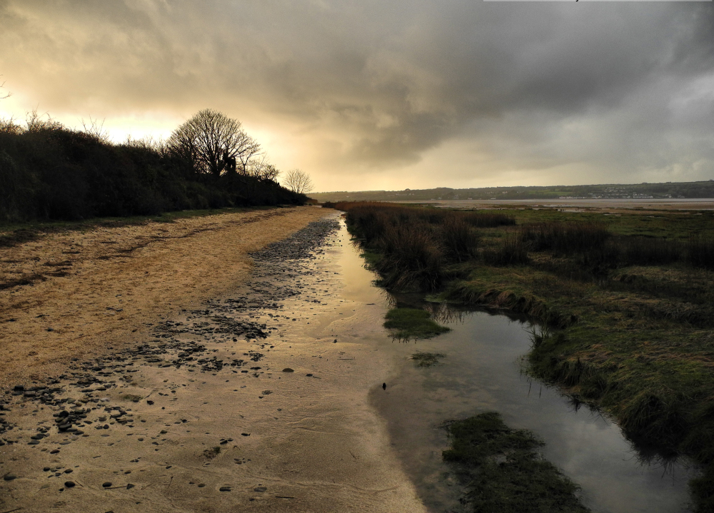 Anglesey Wales UK Red Wharf Bay