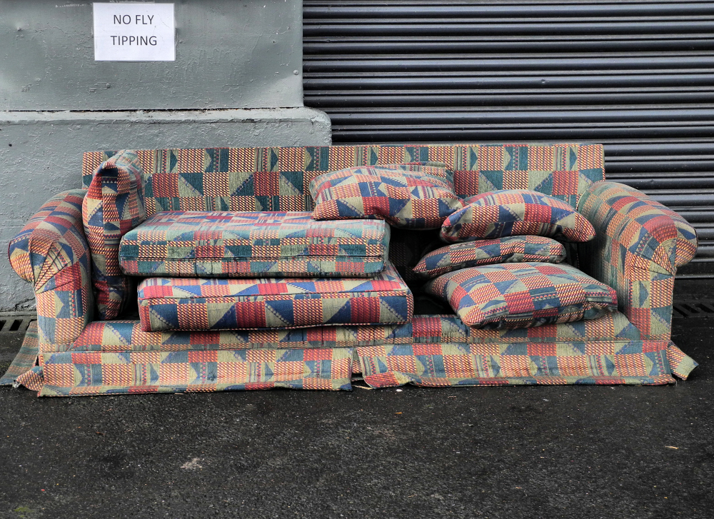 Ludlow Shropshire UK Sofa