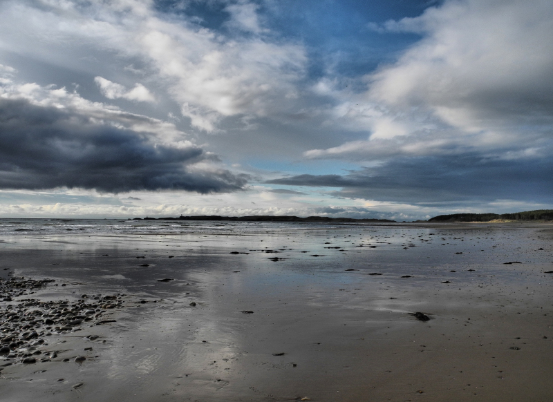 Anglesey Wales UK Newborough Sands