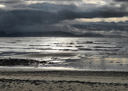 Anglesey Wales UK Newborough Sands
