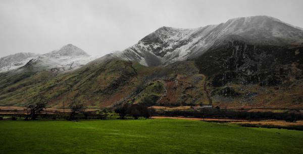 Snowdonia Wales UK
