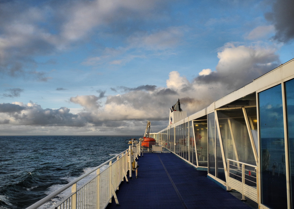 Ferry Bay of Biscay