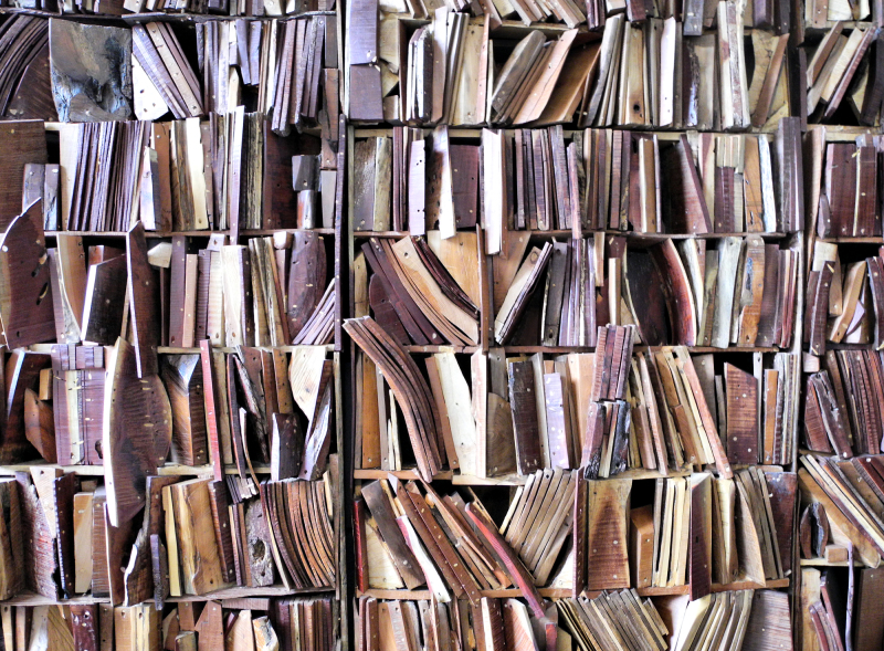 Valencia Wooden Books