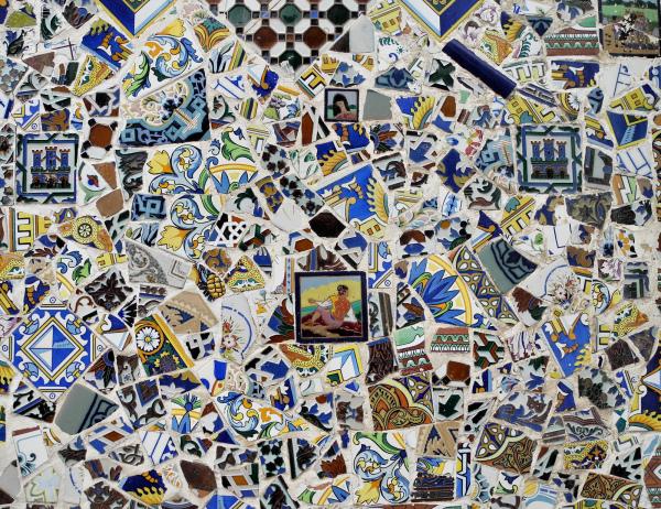 Almeria Tiles Spain