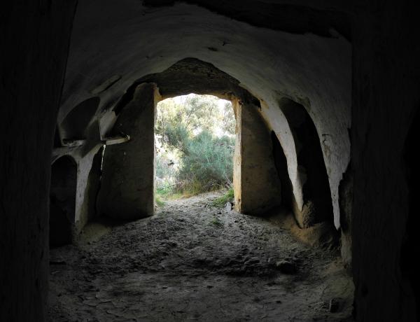 Almeria Cave House Spain