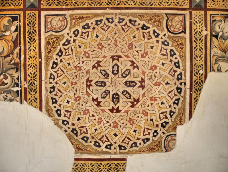Italica Andalusia Spain Fresco