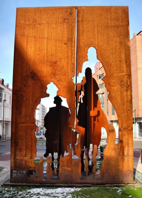 Burgos Don Quixote Spain
