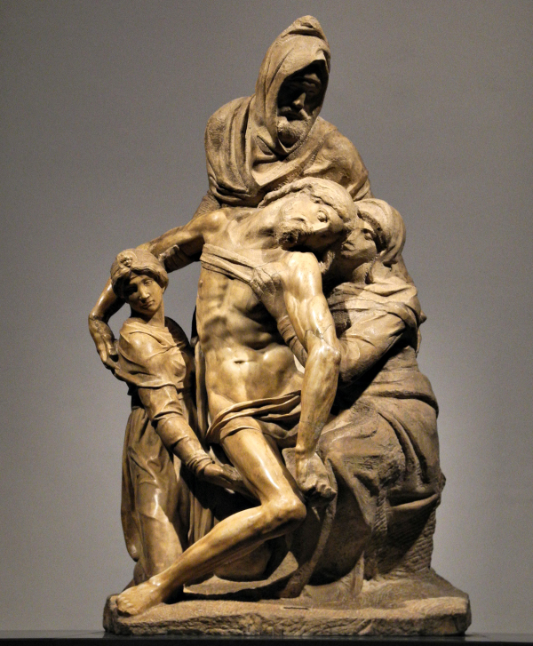Pieta Florence Italy