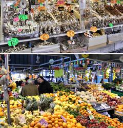 Florence Italy Market