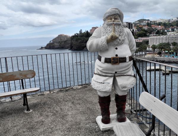 Madeira Funchal White Christmas