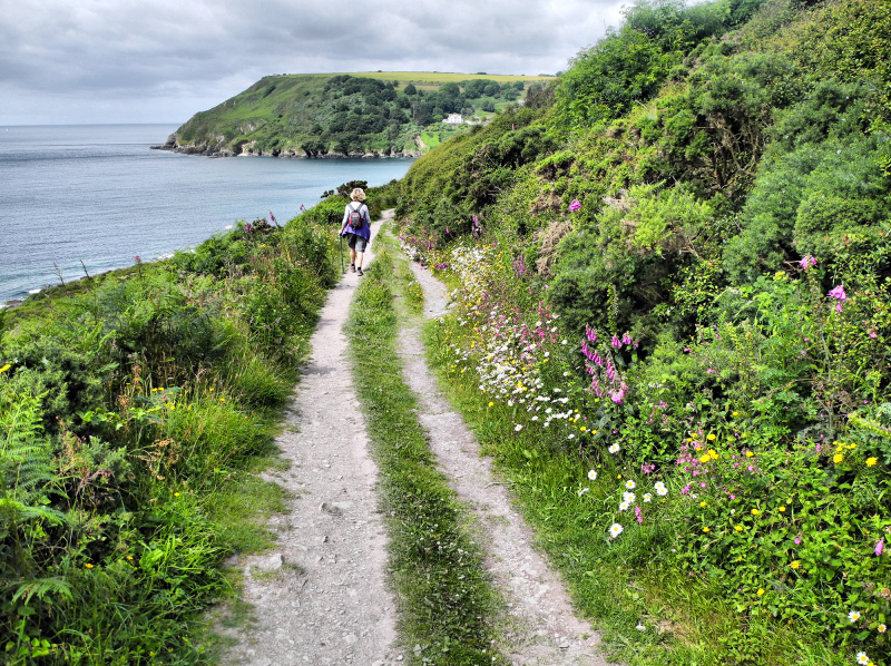 Cornwall Coast Path