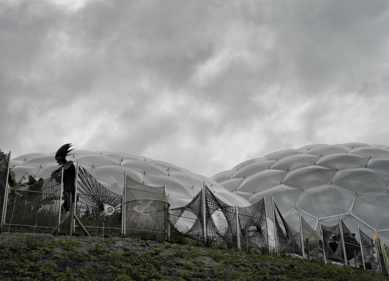 Cornwall Eden Project Hemp