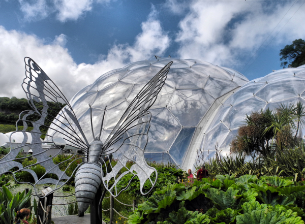 Cornwall Eden Project