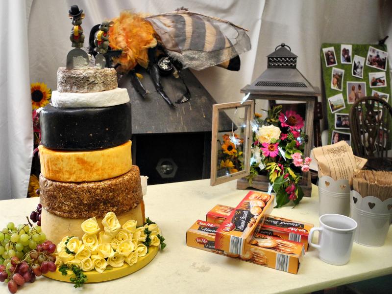 Ludlow Shropshire UK Cheesecake
