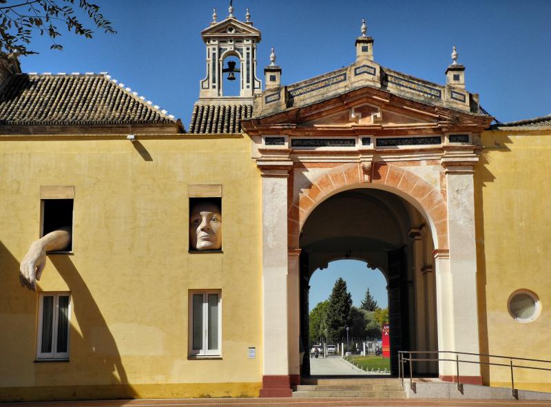 Seville Spain Art Gallery