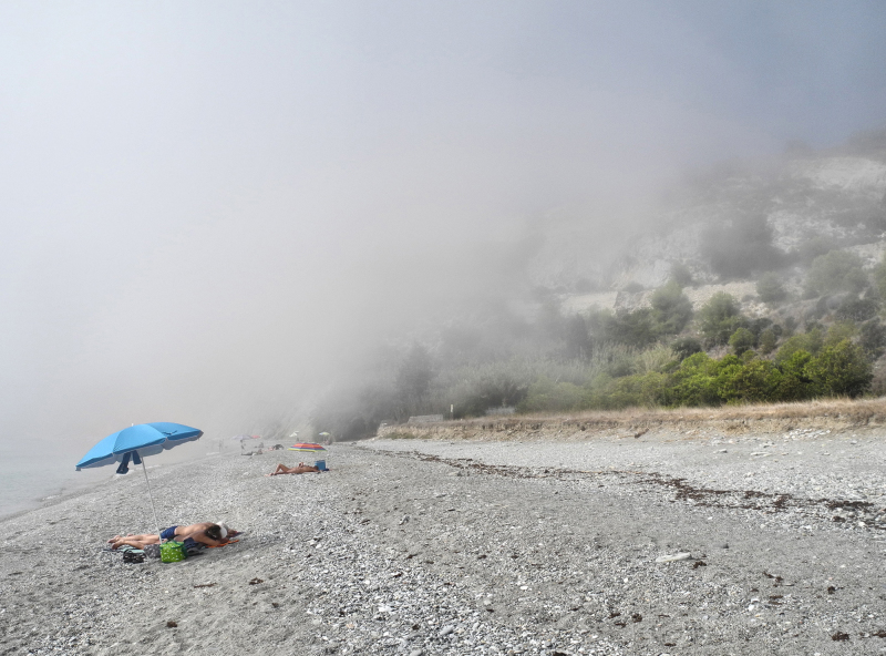 Beach Maro Andalucia Spain