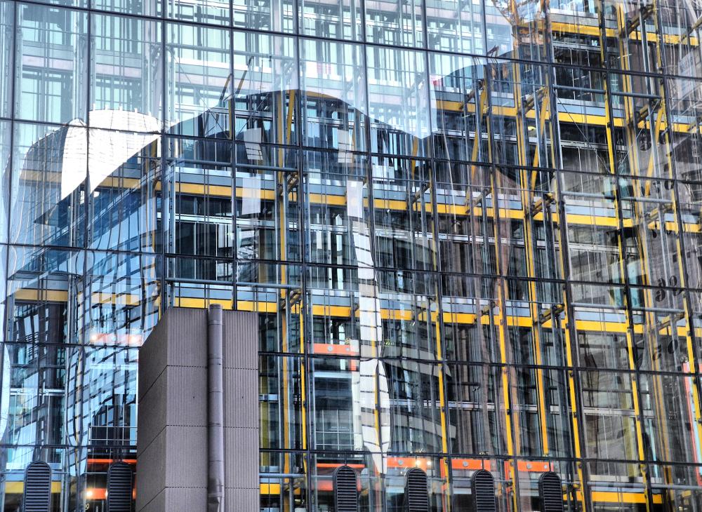 London UK Reflection