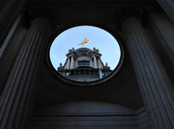 London UK Bank of England