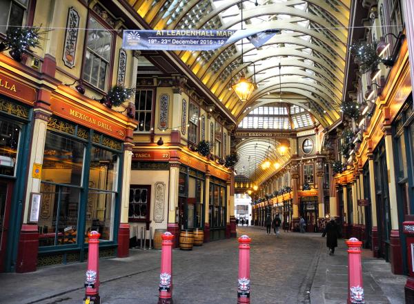 London UK Arcade