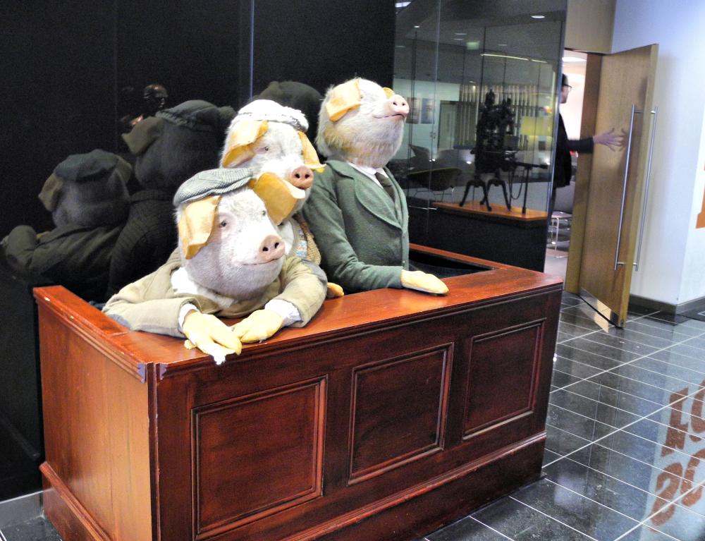 London UK Guardian Office